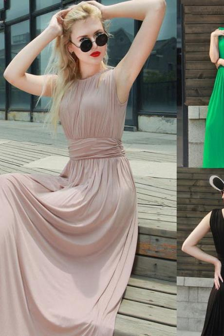 Sexy Women Summer Boho Evening Cocktail Party Dress Beach Dress Long Maxi Dress