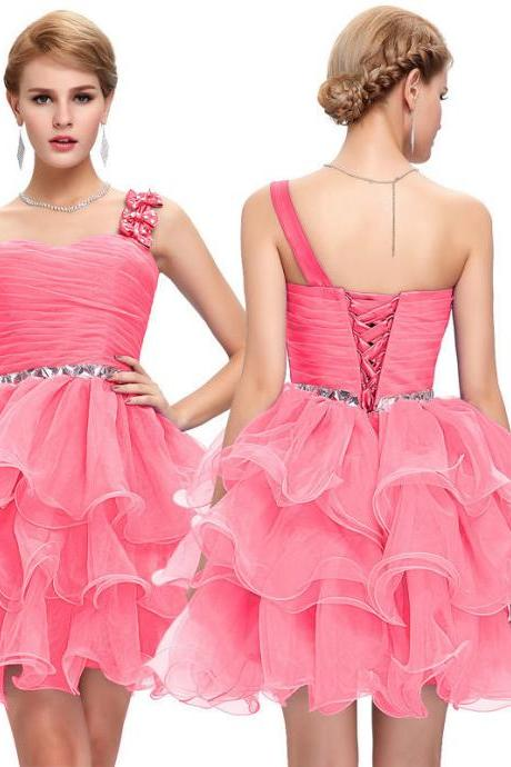 Short mini Prom Evening Homecoming Formal Cocktail Party Girls Dress